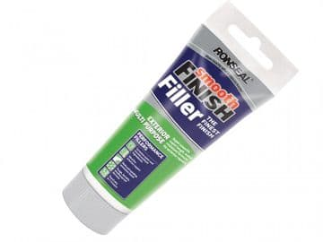 Smooth Finish Exterior Multipurpose Ready Mix Filler Tube 330g